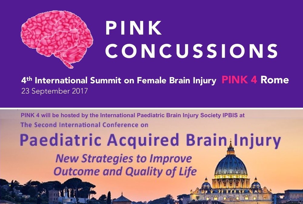 Teens With Autism Brain Injuries And >> Pink 4 Pink Concussions