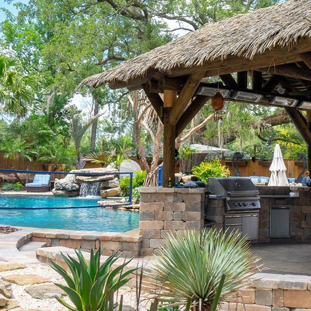 We hope everyone had an amazing Labor Day weekend with the people you like and love the most! ;) This pool was featured on Animal Planet's Insane Pools: Off the Deep End. See link in bio for why they chose Twin Eagles outdoor kitchens (and why we proudly carry this line, too)! @twineaglesgrills . .  #outdoorkitcheninspo #summerkitchen #kitcheninspiration #labordayweekendvibes #TwinEaglesGrills #homegoals #BuildingExcellence