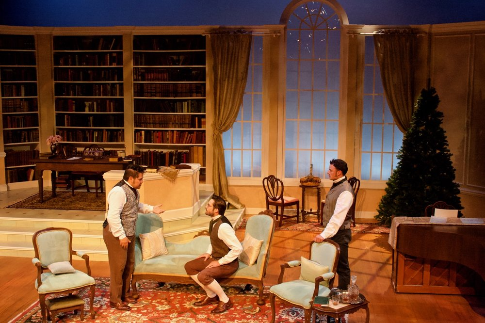 Miss Bennet- Christmas at Pemberly - 4 of 7.jpg