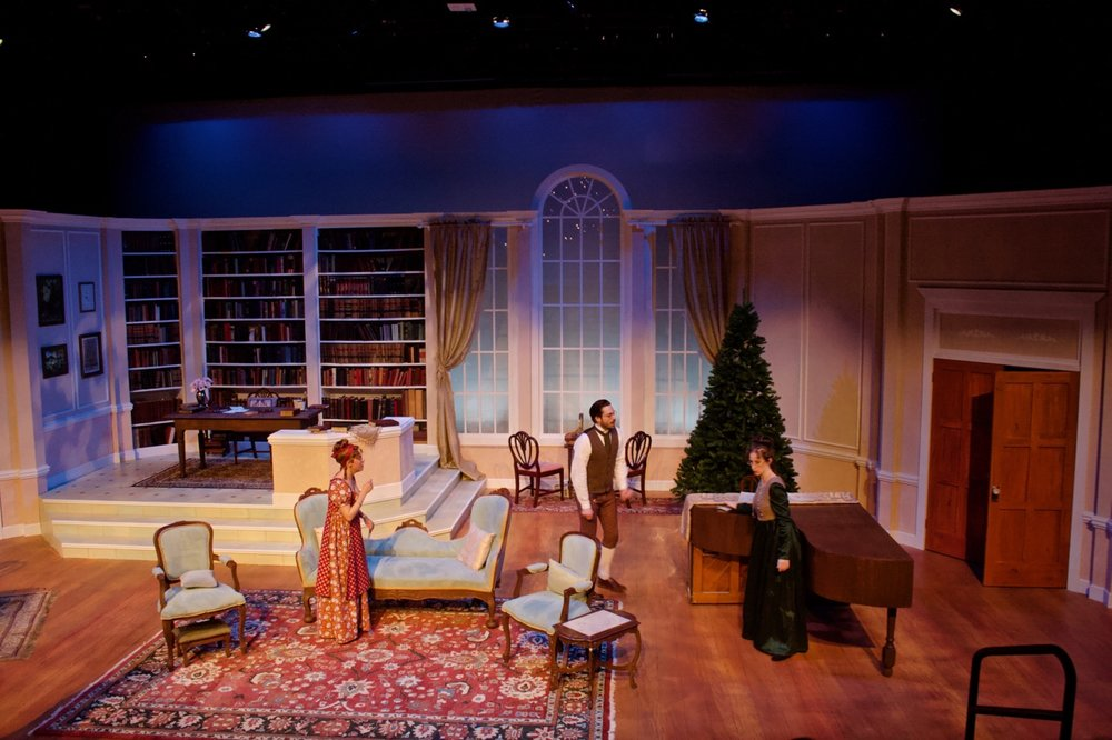 Miss Bennet- Christmas at Pemberly - 5 of 7.jpg