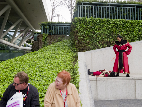 Wondercon at the Moscone Convention Center. San Francisco, CA/ ©Stella Kalaw