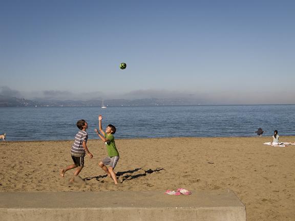 Crissy Field,San Francisco, CA./ ©Stella Kalaw