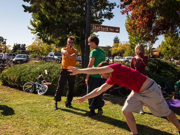 Sunday Streets. Shattuck Ave. Berkeley, CA/ ©Stella Kalaw