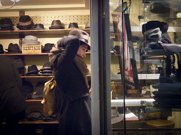 Goorin Brothers Hat Shop. San Francisco, CA./ ©Stella Kalaw
