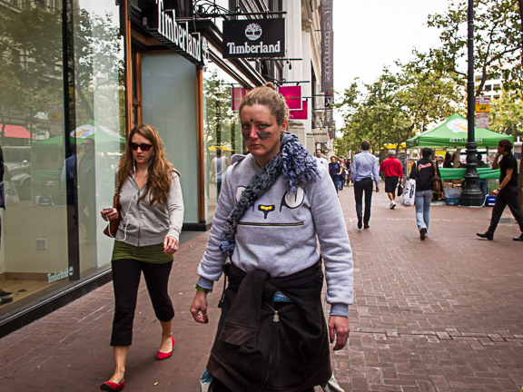 Market Street. San Francisco, CA/ ©Stella Kalaw