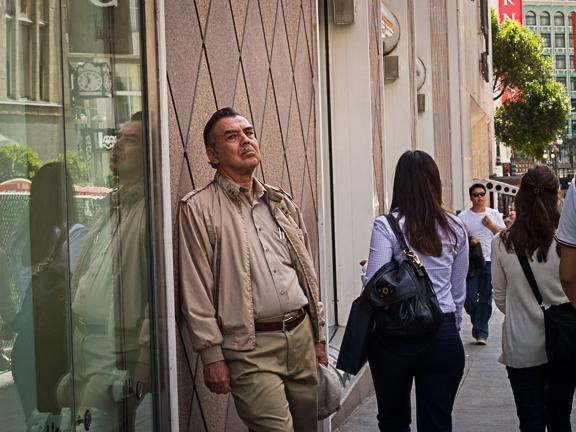 O'Farrell Street. San Francisco, CA/ ©Stella Kalaw