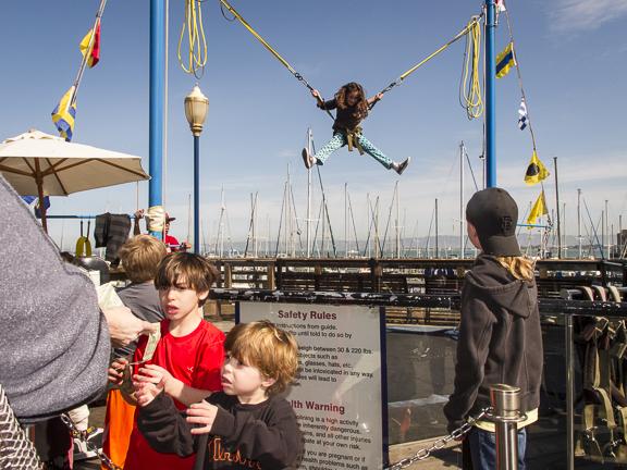 Fisherman's Wharf. San Francisco, CA/ ©Stella Kalaw