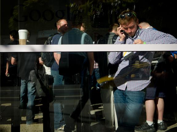 Google I/O Conference at Moscone West. San Francisco, CA./ ©Stella Kalaw