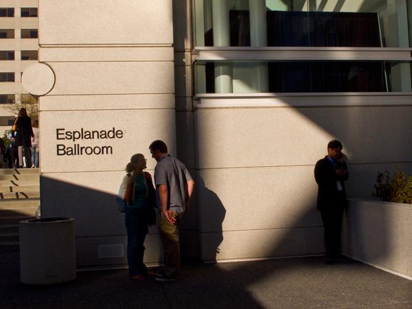 Moscone Center. San Francisco, CA  / ©Stella Kalaw