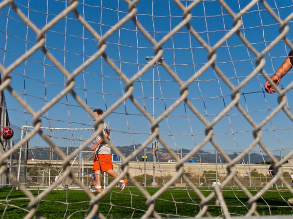 Soccer Field, Albany, CA / ©Stella Kalaw