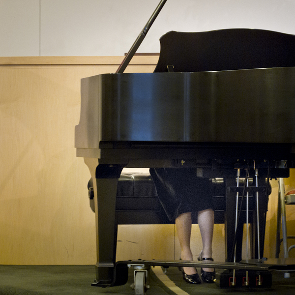 Winter piano recital. Pleasanton, CA/ ©Stella Kalaw
