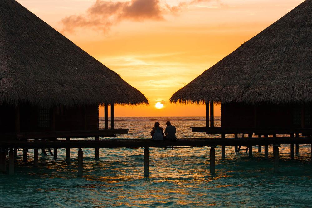 Rannalhi -Malediven   Die Malediven ist der Traum des tropischen Urlaubs. Kleine Inseln umgeben von türkisfarbenen Wasser, schneeweißer Strand und Palmen. Zudem eine fantastische Unterwasserwelt, die man bereits beim Schnorcheln erleben kann.