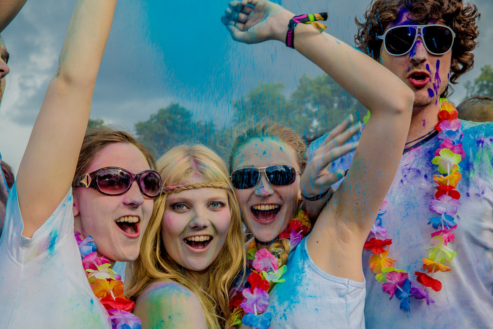 Holifestival of Colours –-Frankfurt am Main