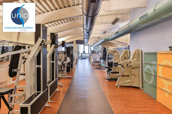UNIO  Fitnessstudio -Frankfurt