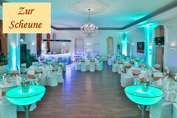 Gaststätte zur Scheune -Gießen - Lollar