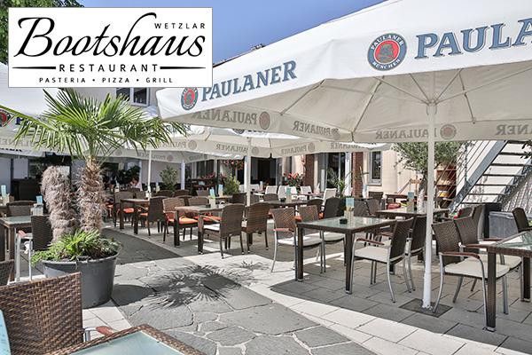 Boothaus  Restaurant -Wetzlar 2016