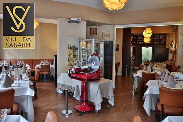 Vini da Sabatini  Restaurant -Frankfurt