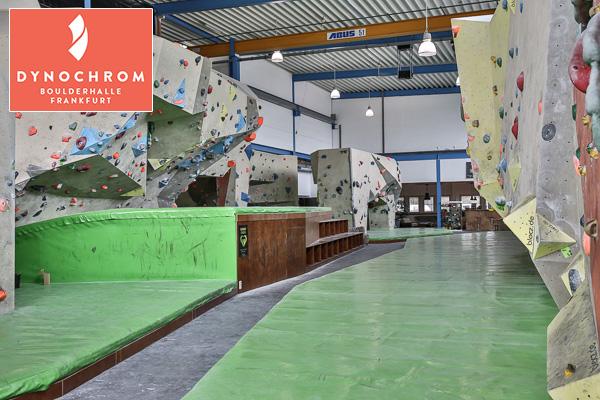 DYNOCHROM  Boulderhalle -Frankfurt