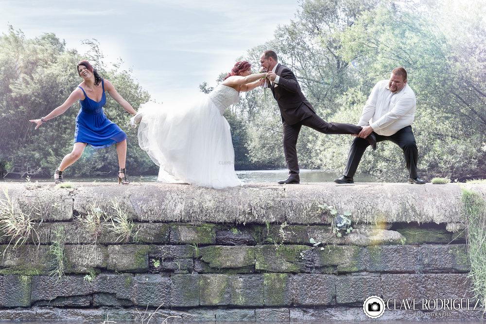 Brautpaar Shooting in Borken