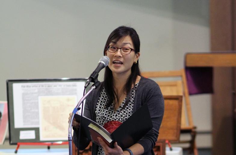 Poet, Mia Ayumi Malhotra