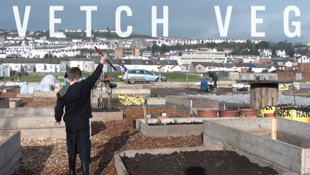 Vetch Veg Artist Film Owen Griffiths (Produced Publicity Video)