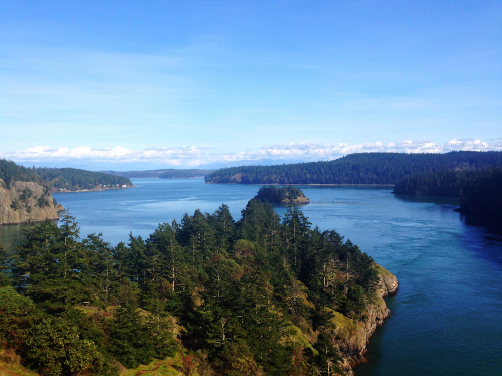 Deception Pass,  Whidbey Island © 2015 Julie Christine Johnson