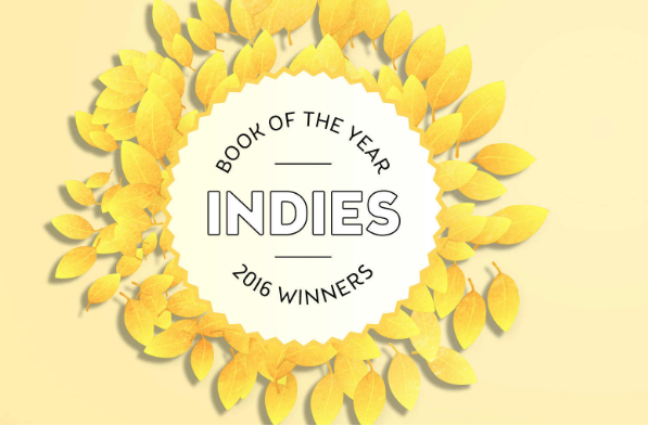 GOLD WINNER, FANTASY - Foreword Indies BOOK OF THE YEAR 2016