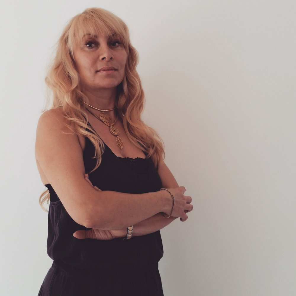 Tatiana - Salon owner and stylist of 20 years.