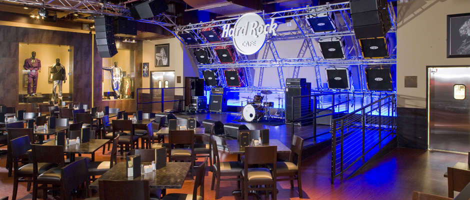 Hard rock cafe, san francisco, ca
