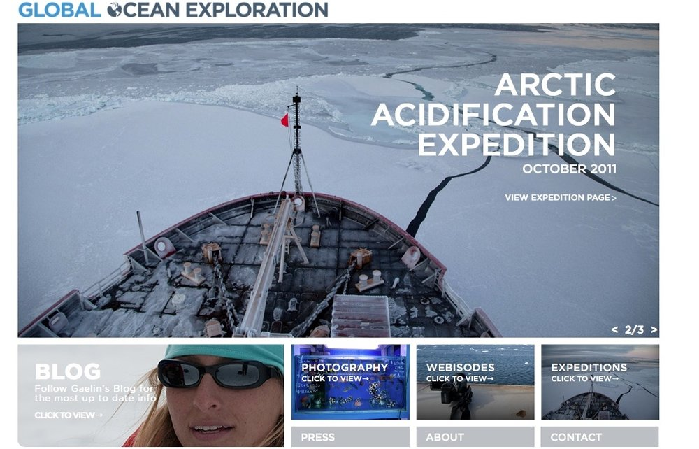 Click here to learn more about Global Ocean Exploration, Inc!
