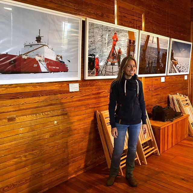 A huge thank you to the Amagansett Life Saving Station @amagansettlss for hosting my photography exhibition, Science at Sea, for the past few months! We took the show down yesterday and I'm looking forward to announcing its next destination soon. Thank you to all who came to see the show! . . . . . #seewhatsoutthere #amagansett #photoexhibition #goexplore #scienceatsea #naketano #arctic #museum #longisland #easthampton #montauk #gallery #happenings #ocean #science #exploration #stoked