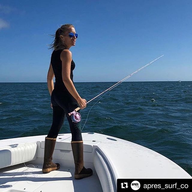 "Stoked to be featured in @apres_surf_co #captioninterview. Check it out: ・・・ As a marine scientist, explorer, photographer, filmmaker, ocean advocate, and fisherwoman, Gaelin Rosenwaks's stories blow ""the most interesting man in the world's"" right out of the water. • She's spent two months in Antarctica doing research aboard an icebreaker (""It's insanely beautiful there,"" Gaelin says). She's swam with a school of bluefin tuna in the Pacific. And now, this week, she's in Dominica on the lookout for sperm whales (head on over to her Insta stories to watch her real-time updates: @gaelingoexplore). • When the ocean is your office and your mission is to raise awareness in order to help protect it, there's clearly never a dull day on the job. • Here, Gaelin took a break from the open waters to answer our must-know questions in an exclusive Après Surf #captioninterview: • Name: Gaelin Rosenwaks • Title: I'm the Founder of Global Ocean Exploration Inc (#globaloceanexploration), a company devoted to bringing cutting-edge ocean research to the public through film, photography, and writing. • Hometown: Montauk and NYC • Fave Beach/Surf Spot: Montauk! I've been all over the world and spent time in many amazing places, but Montauk is where my soul feels settled and happy. The ocean, beaches, marine life, and great people are all in one place. For exploration, I would say my favorite places are the polar regions. I know that's broad, but there is something so mysterious and beautiful about cold water and sea ice. And the Arctic and Antarctic are huge, so there is so much to explore! • Feel Like a Beach Babe In: All the time! But specifically, in my bikini (still sticky from the saltwater) with a towel wrapped around my waist. • Frothing For Après Expedition: Avocado and black bean sopes from @thehideawaymontauk and a delicious beer from @montaukbrewco. • Give Love to the Oceans By:  Living my life every day with the purpose of increasing people's awareness of ocean issues and what scientists are doing to understand these issues in our changing world. Also, by making photographs and films that highlight the incredible beauty and power of our mama ocean."