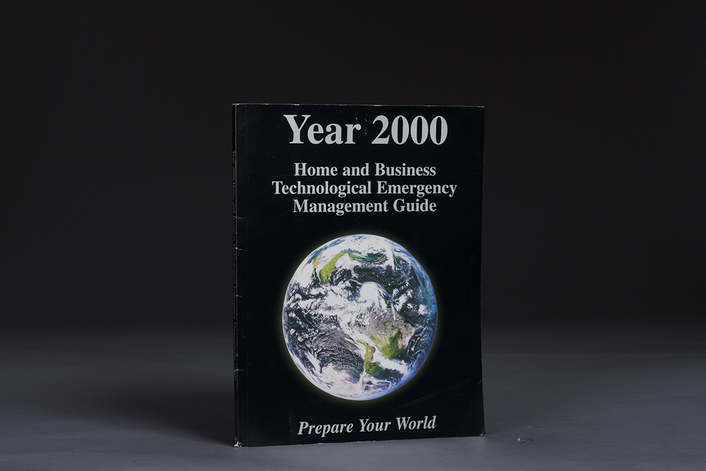 Year 2000 Home and Business Tech Emergency Management Guide - 0985 Cover.jpg