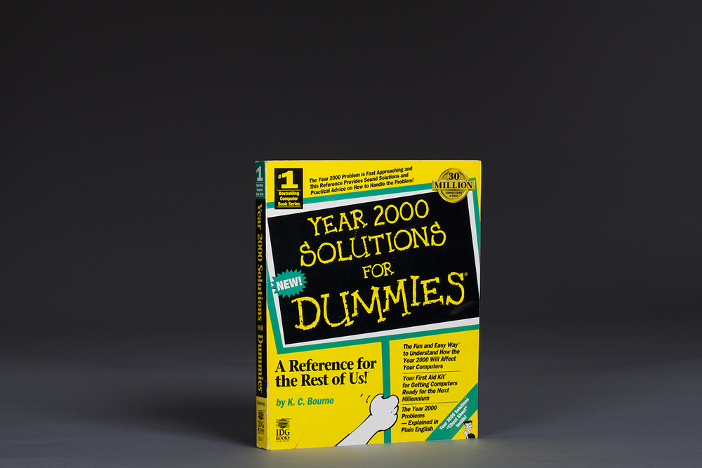 Year 2000 Solutions for Dummies - 0022 Cover.jpg
