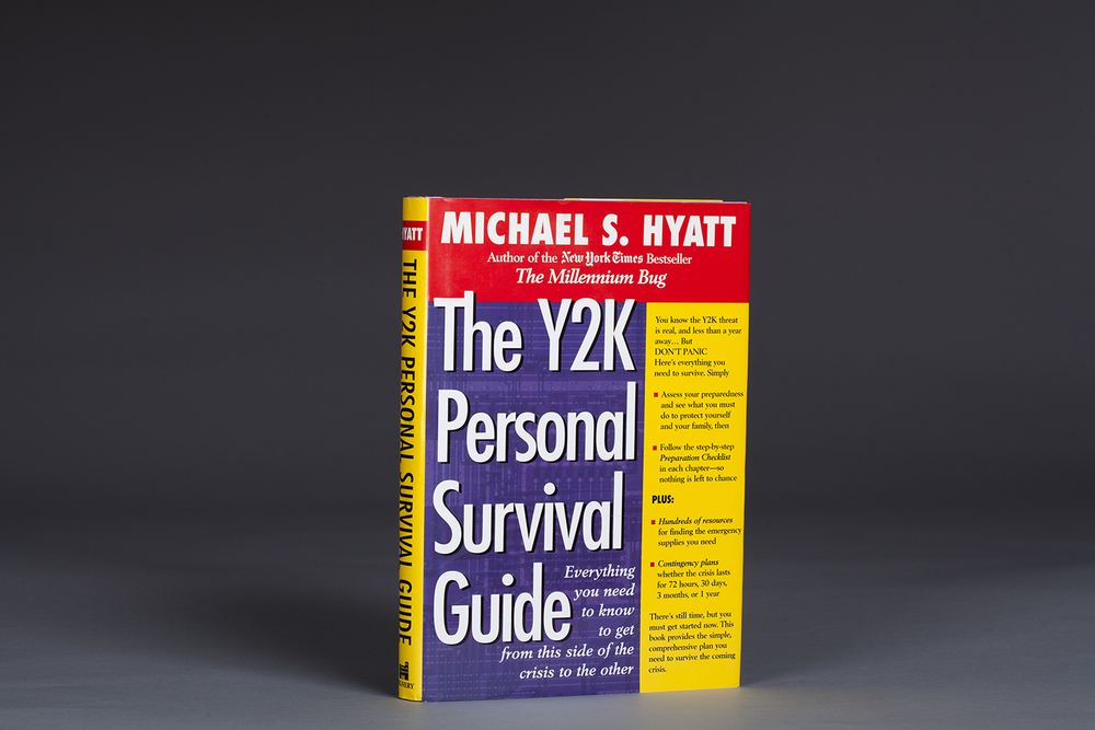 The Y2K Personal Survival Guide - 9764 Cover.jpg