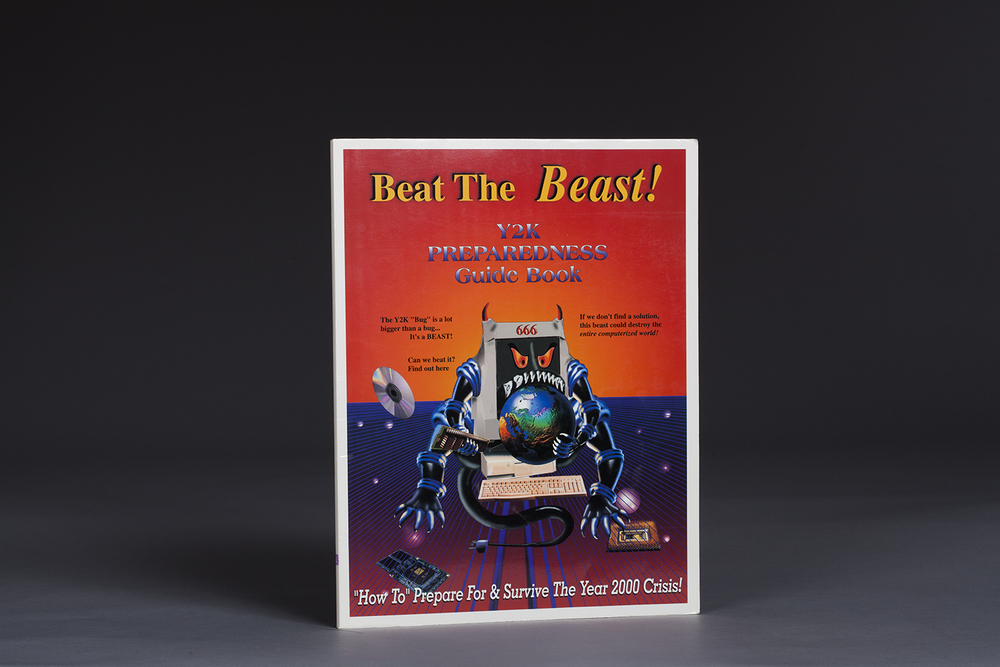 Beat the Beast! Y2K Preparedness Guide Book - 0543 Cover.jpg