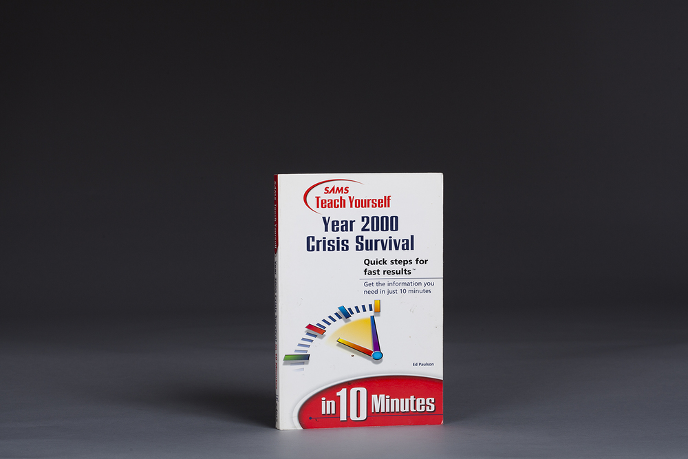 Sam's Teach Yourself Year 2000 Crisis Survival in 10 Minutes - 0160 Cover.jpg