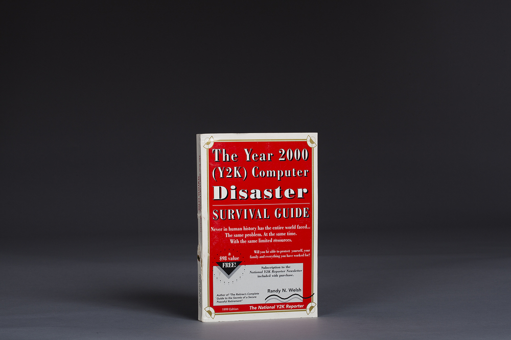 The Year 2000 (Y2K) Computer Disaster Survival Guide - 0320 Cover.jpg
