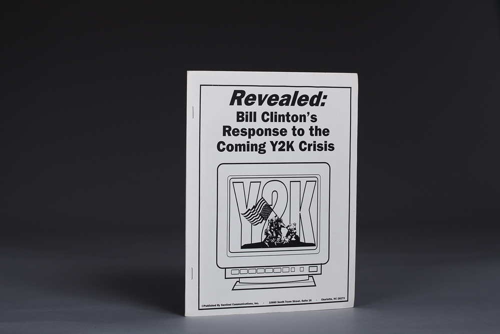 Revealed - Bill Clinton's Response to the Coming Y2K Crisis - 0714 Cover.jpg