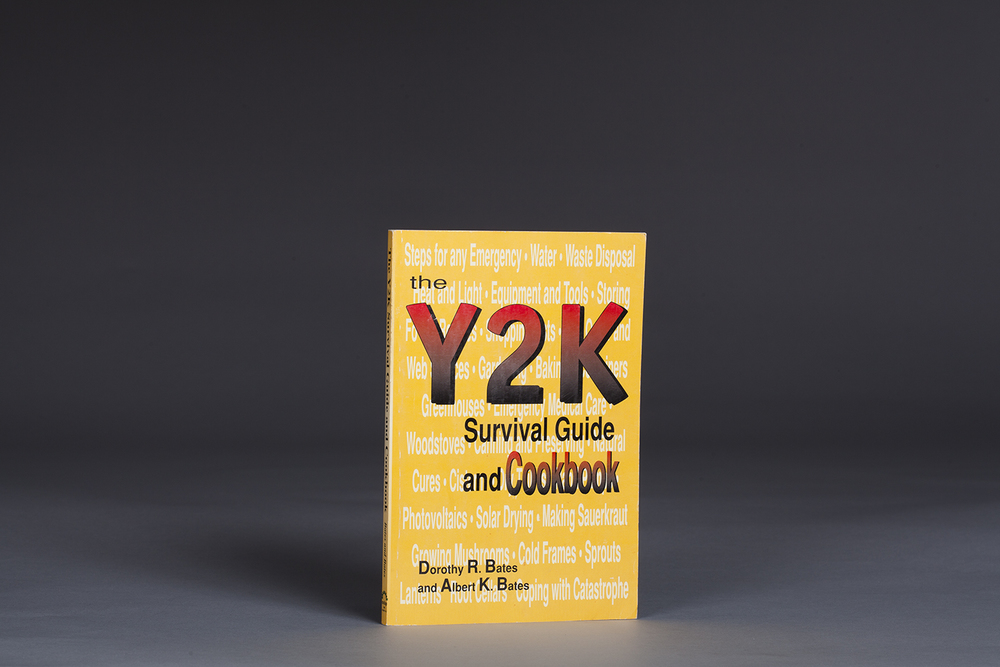 The Y2K Survival Guide and Cookbook - 9709 Cover.jpg