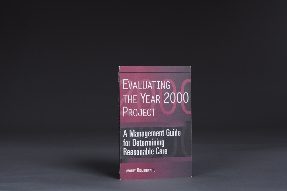 Evaluating the Year 2000 Project - A Management Guide - 0676 Cover.jpg