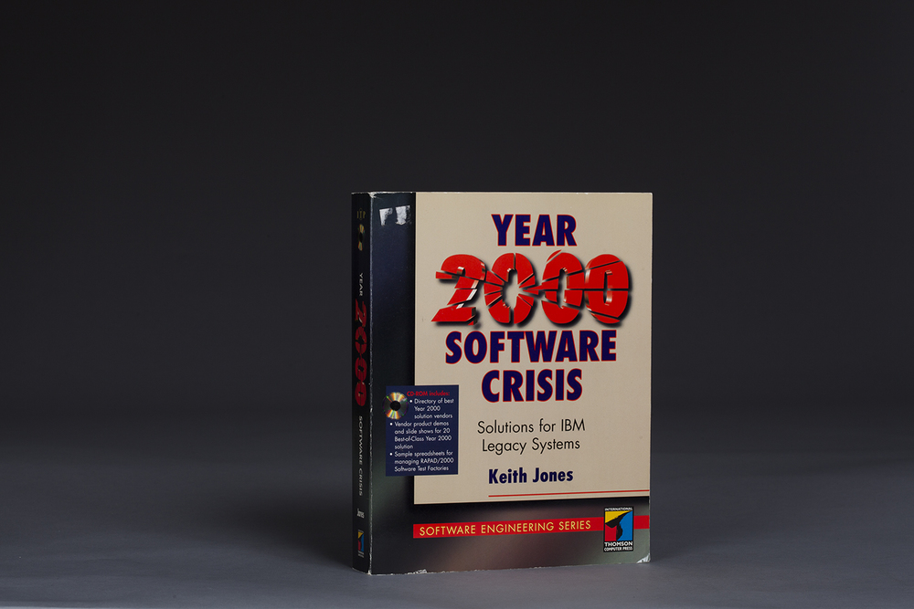 Year 2000 Software Crisis - Solutions for IBM Legacy Systems - 0662 Cover.jpg