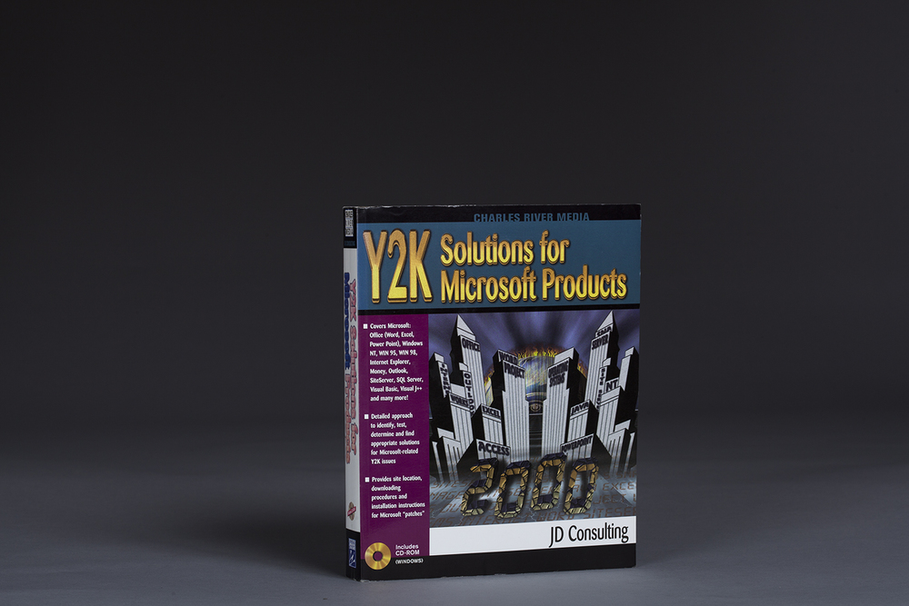 Y2K Solutions for Microsoft Products - 0070 Cover.jpg