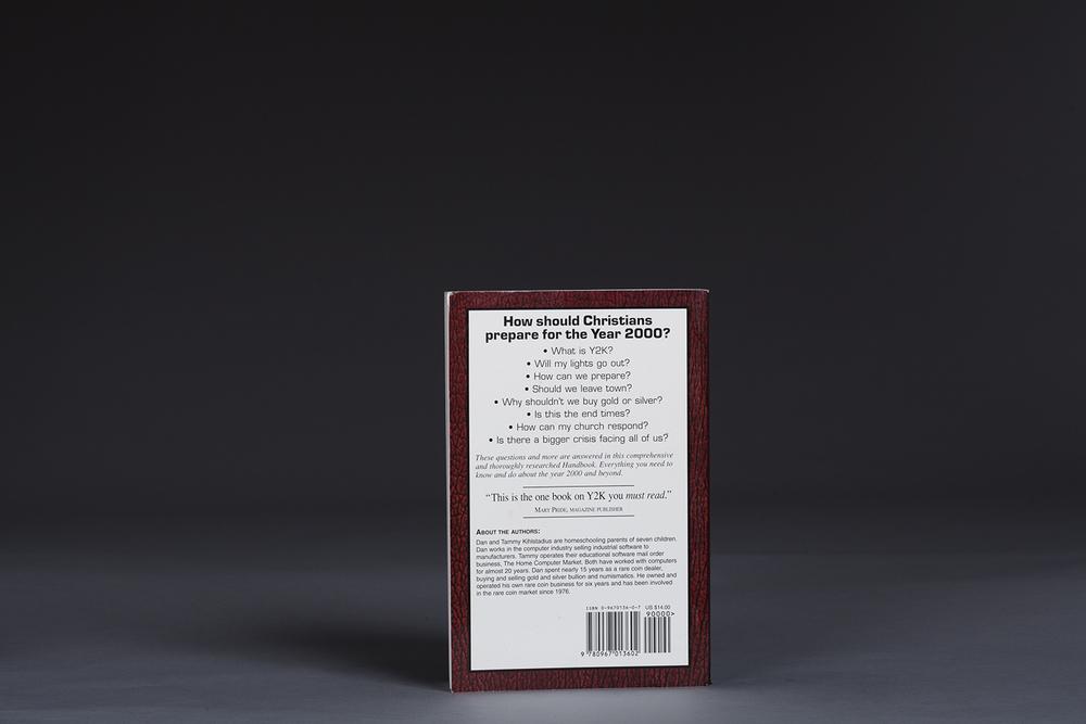 The Christian's Y2K Preparedness Handbook - 0521 Back.jpg