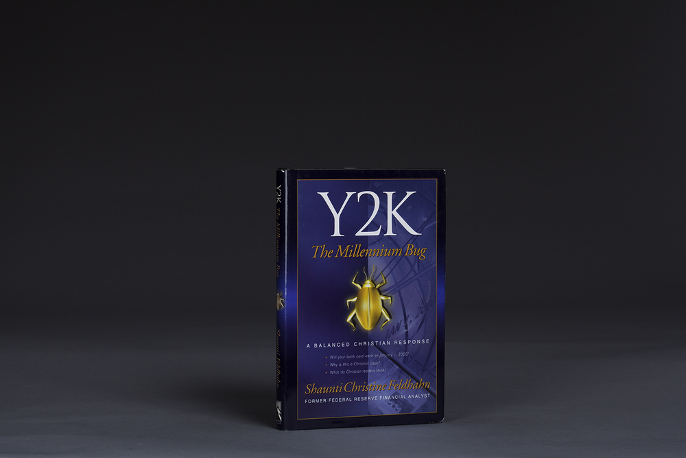 Y2K The Millennium Bug - A Balanced Christian Response - 0640 Cover.jpg
