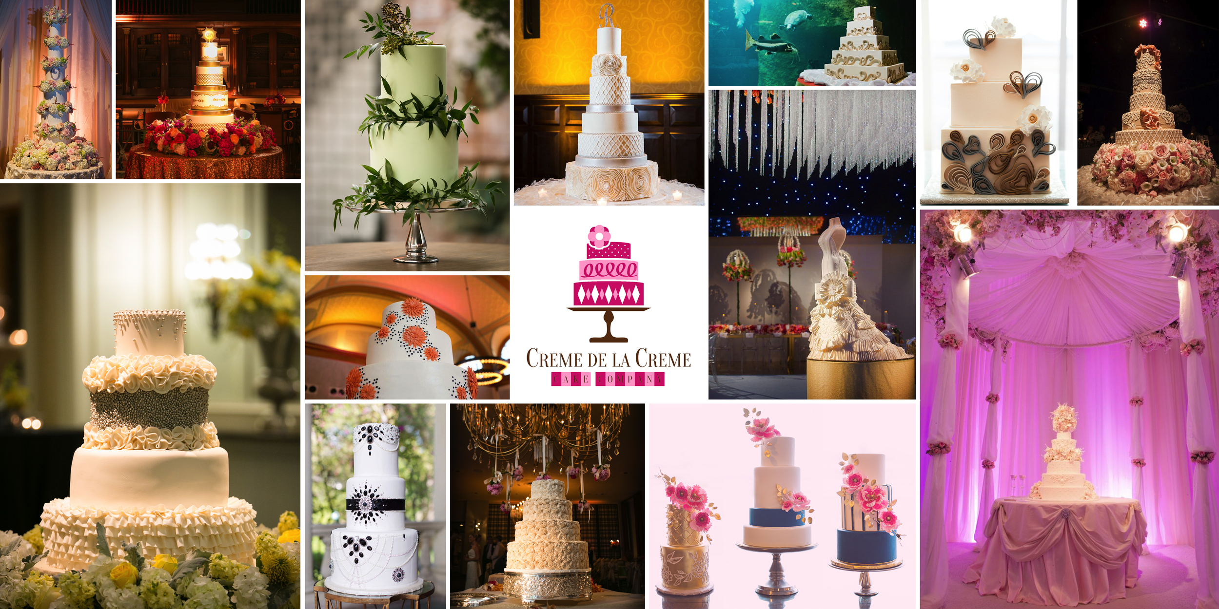 Welcome | Creme De La Creme Cake Company