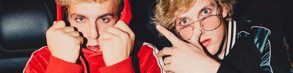 Jake & Logan Paul -