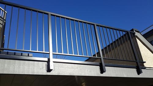 simple balcony railing - Balcony Railing