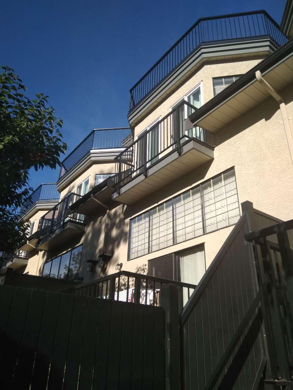 Balcony railing, stair railing , Richmond