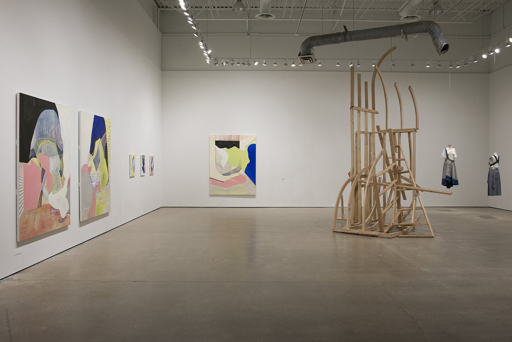 Curb Appeal (installation view)